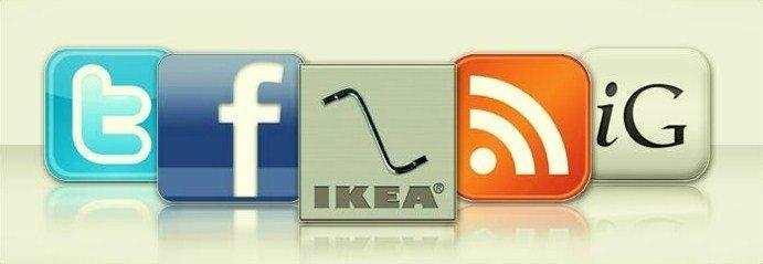 Ikea: il retailer più social d'Italia