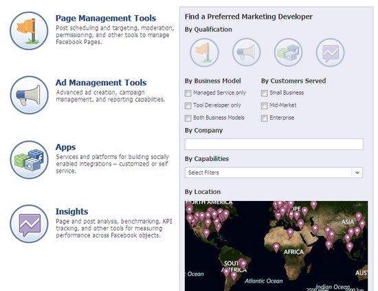 Preferred marketing developer program - PMD Directory