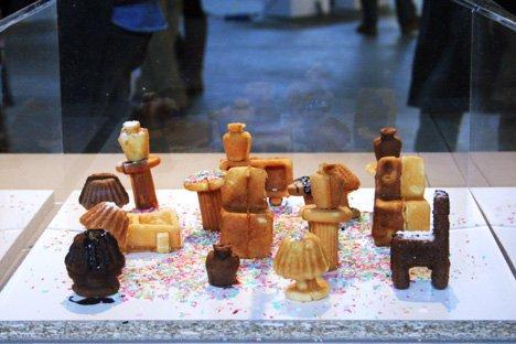 Sapore dei Mobili: il lato dolce della Milano Design Week