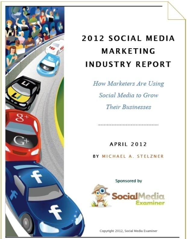 Social Media Marketing Industry: tutti i dati nel report 2012