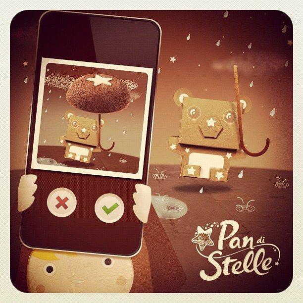 "Pan di Stelle lancia la nuova campagna digital ""Acchiappa Mooncake"""