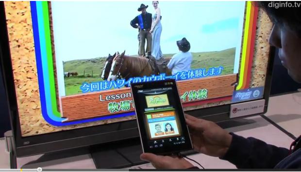 Addio Vecchia TV! HTML5, tablet e divano per la nuova Hybridcast