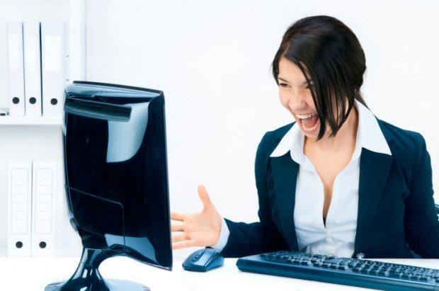 Arriva sul sito e scappa! I peccati capitali del Web Design