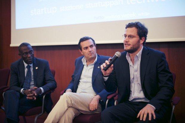 Ben Casnocha e Luigi de Magistris discutono di startupper e futuro