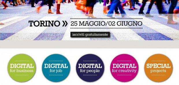 Digital Experience Festival, si parte!