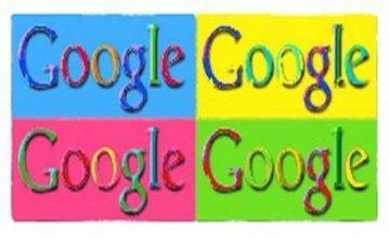 I doodle di Google dedicati agli artisti