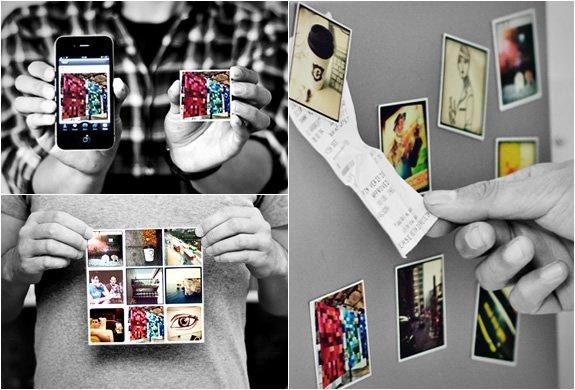 Passione Instagram: fotocamera, sticker e magneti!