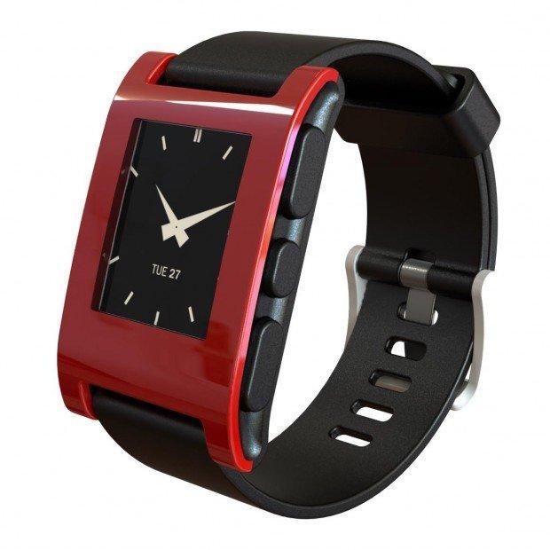 Pebble, l'orologio e-ink che gestisce il tuo smartphone