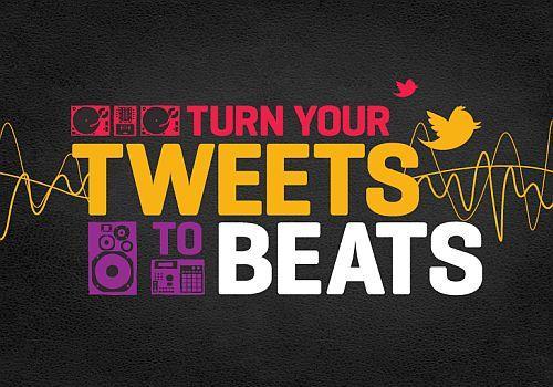Red Bull trasforma i tuoi tweet in musica