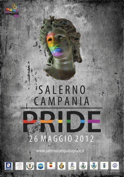 Fino al 26 maggio Salerno ospita il Salerno Campania Pride 2012! [EVENTO]