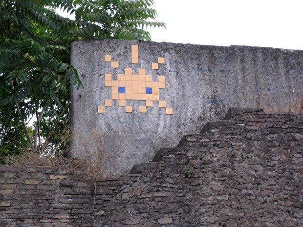 Space Invaders: la street-art che ha conquistato la Terra