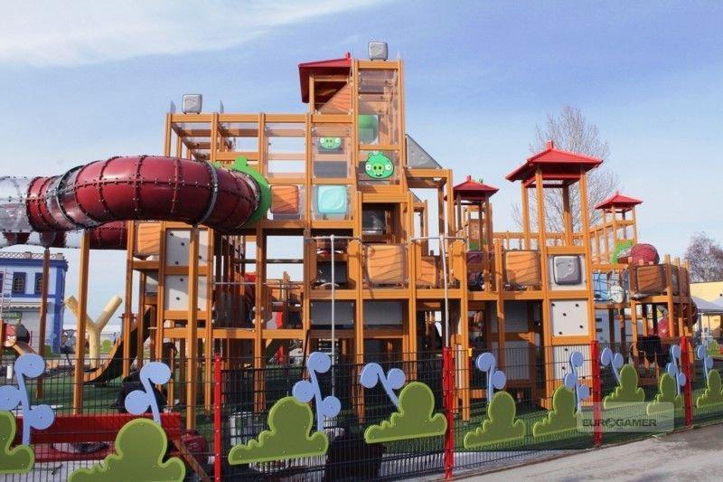 Angry Birds Land: apre il parco giochi tematico in Finlandia