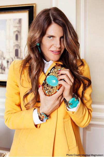 Anna Dello Russo diventa designer per H&M