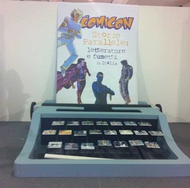 Comicon 2012: i fumetti e la creatività invadono Napoli [NINJA REPORT]