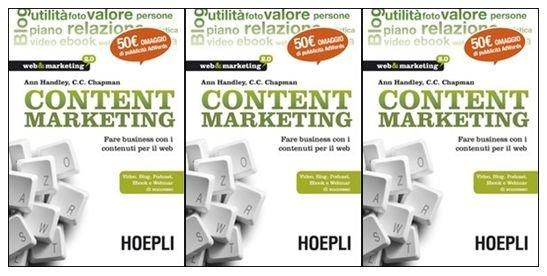 Content Marketing: il libro per fare business con i contenuti web [RECENSIONE]