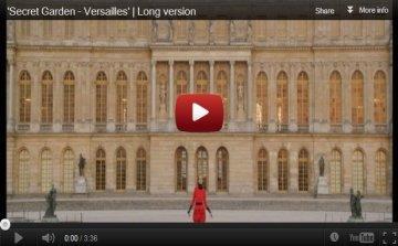 Dior torna nel Giardino Segreto di Versailles [VIRAL VIDEO]
