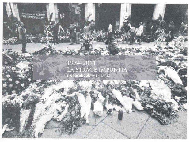 Facebookumentario: raccontare la strage di Piazza Loggia attraverso la timeline