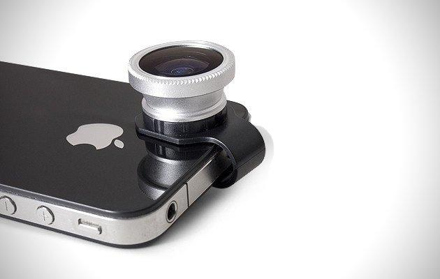 Gizmon mette le lenti a iPhone e iPad