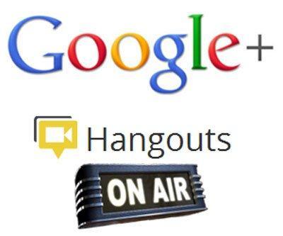 Google+ offre il live streaming gratuito a tutti con gli hangouts on air