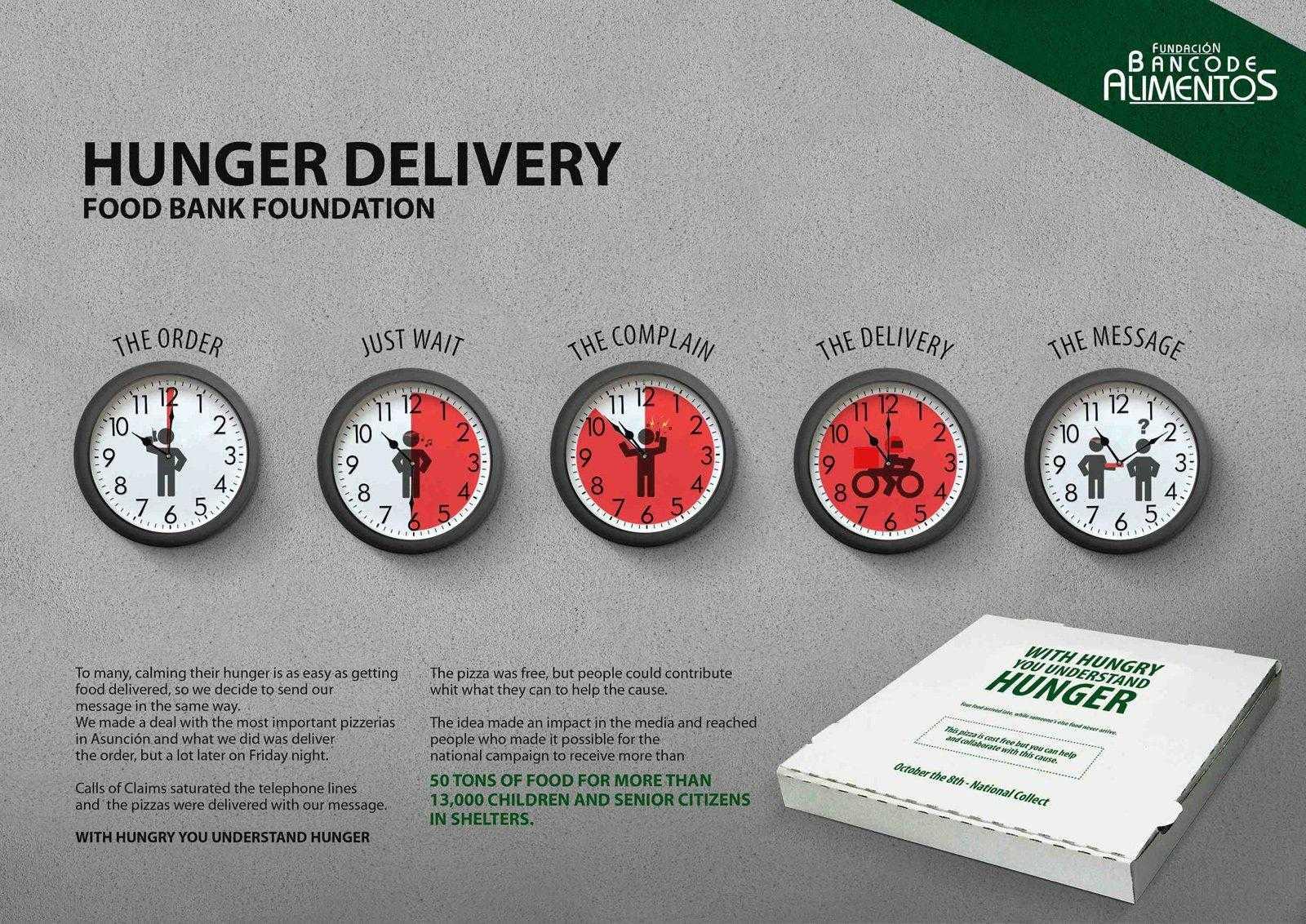 Hunger Delivery, creare un messaggio memorabile con il Sensible Branding
