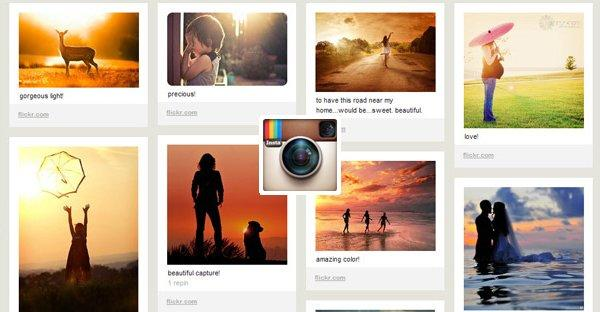 La fotografia in 140 caratteri: ecco Text-Only Instagram e Pictureless Pinterest