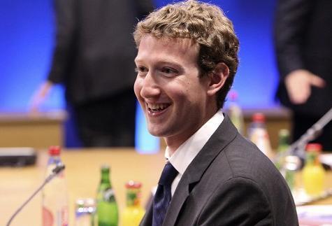 Facebook: controlla la ricchezza di Mark in tempo reale! [INFOGRAFICA]