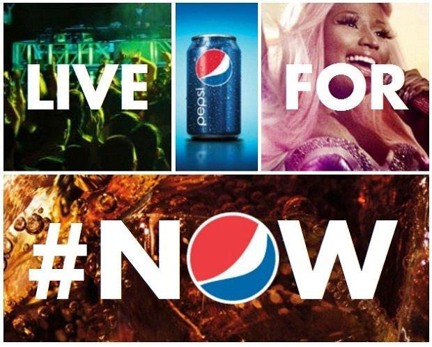 Pepsi è pop con il live streaming dei concerti su Twitter