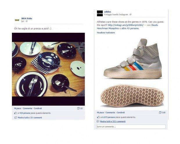 Best practices per i brand su facebook: post con foto generano più engagement