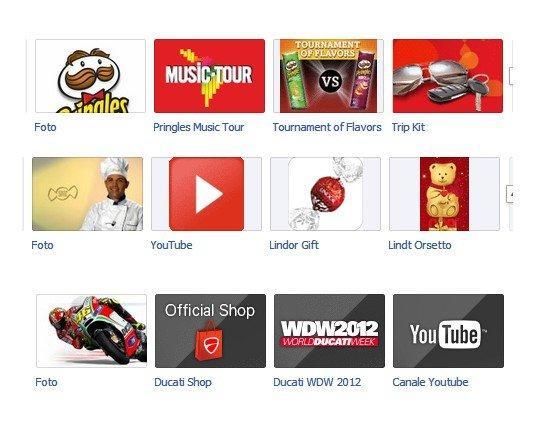 Best practices per i brand su facebook: Sfruttare le Tab