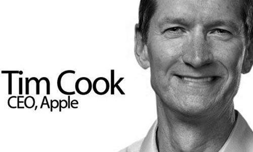 Le migliori citazioni di Tim Cook, nuovo CEO Apple