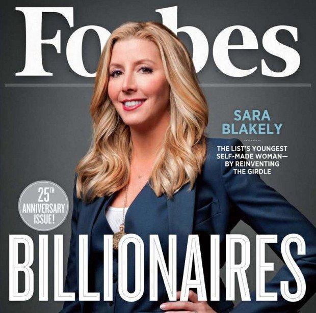 Da startupper a miliardaria con un investimento di 5.000$: il caso Spanx
