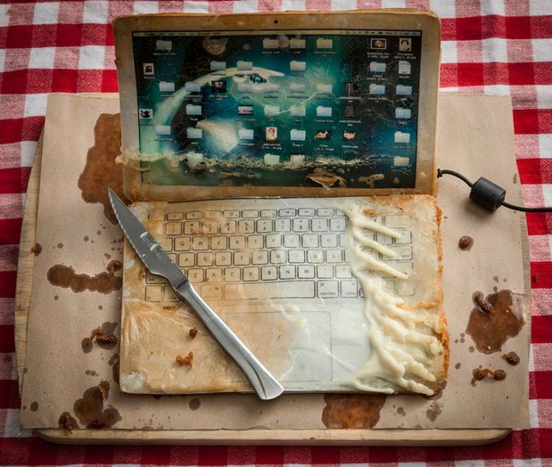 Deep Fried Gadgets, la tecnologia è fritta!