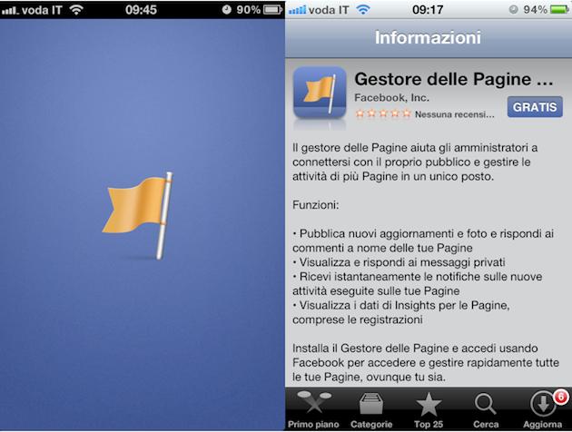 Gestore delle Pagine, è arrivata in Italia l'app dedicata ai Community Manager