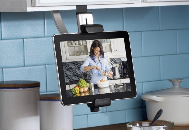 7 gadget per usare il vostro iPad in cucina!