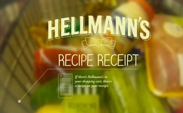 Hellmann's: la ricetta ideale per il tuo carrello della spesa