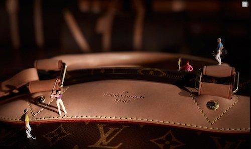 Un mini universo racchiuso nelle borse Louis Vuitton