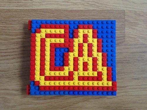 LEGO in copertina: ecco il cd fatto di mattoncini!