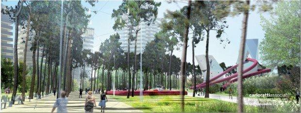 Smart City Concept: il futuro visto dallo studio carlorattiassociati!