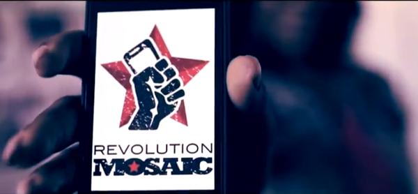 Revolution Mosaic, l'app che fotografa una generazione [INTERVISTA]