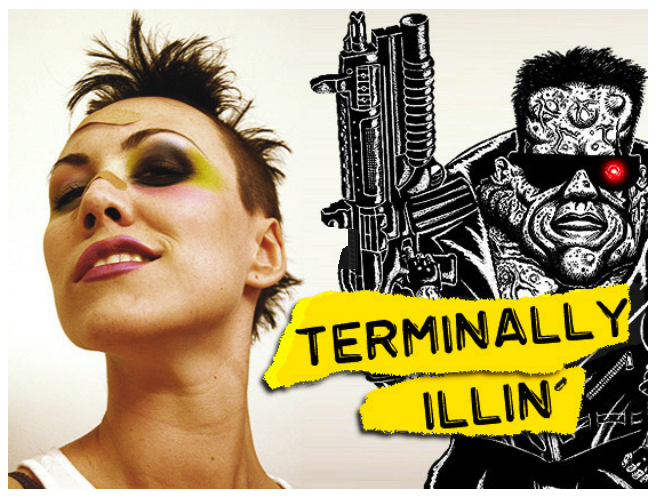Terminally Illin', lotta al cancro a colpi di fumetto
