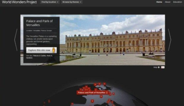 World Wonders Project: le bellezze del mondo con l'occhio di Google