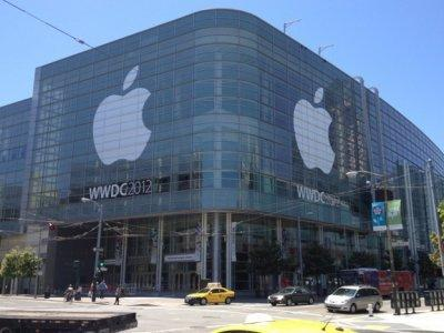 Moscone Center Apple