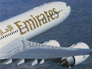 Emirates Airlines inaugura a bordo gli schermi più grandi del mondo