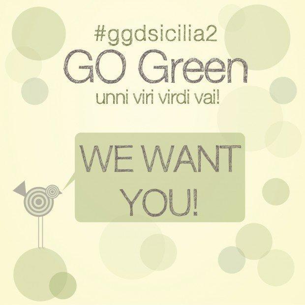 GGD Sicilia: Aperte le iscrizioni per la serata dedicata all'ecosostenibile [EVENTO]