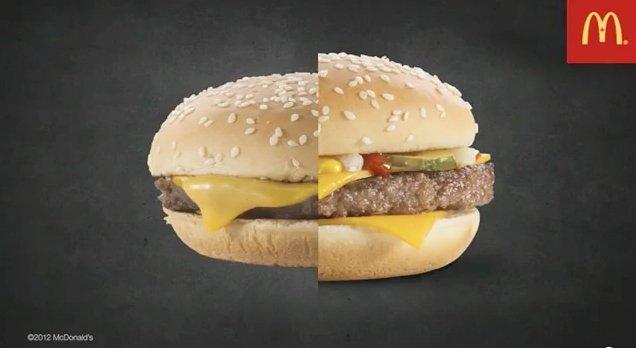 Il dietro le quinte di un servizio fotografico firmato McDonald's