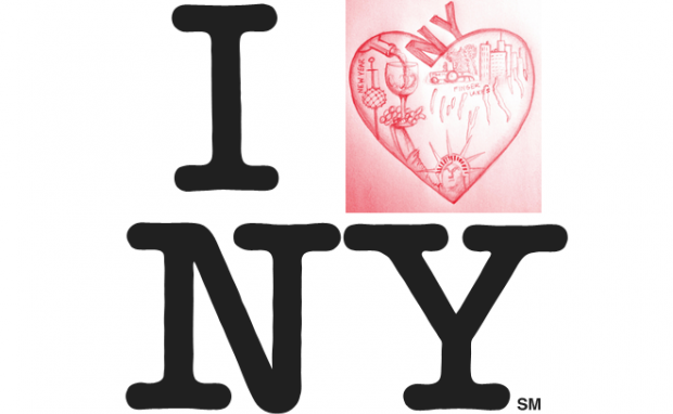 I ♥ NY, l'iconico logo viene rivisitato