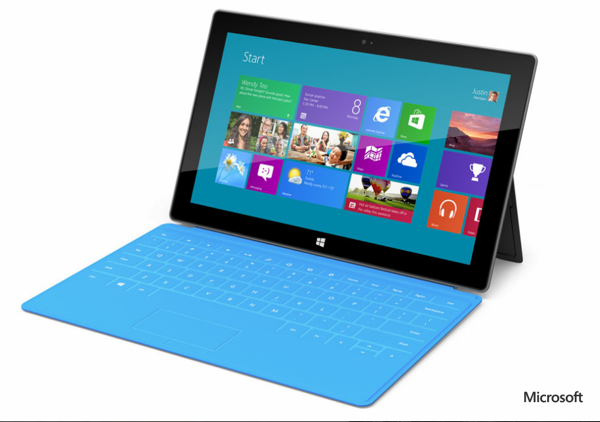 Surface, il nuovo tablet targato Microsoft [BREAKING NEWS]