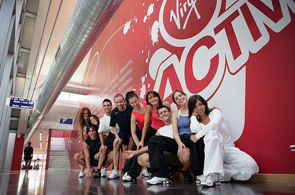 Virgin Active affida la comunicazione agli studenti universitari