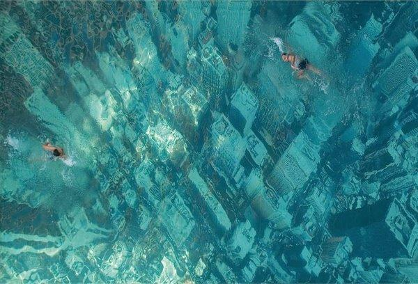 piscina in città