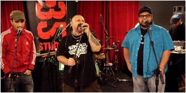 STUDIO35Live: il secret concert dei 99Posse [EVENTO]